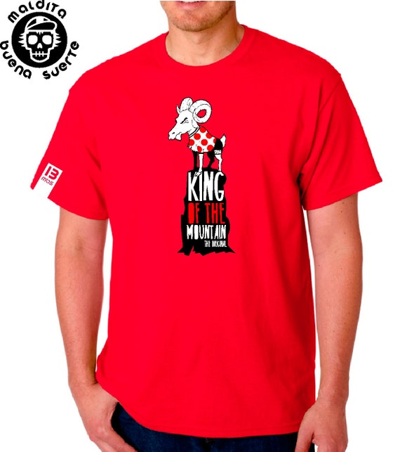MBS King of the Mountain t-shirt