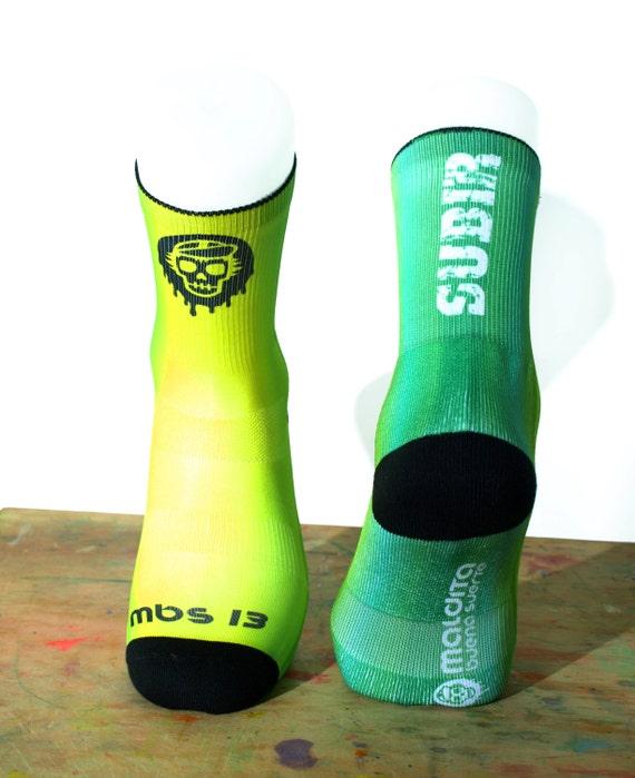 MBS Socks 13 GREEN grass