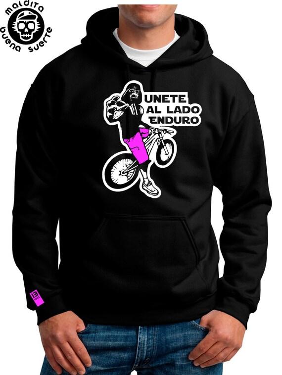 Sweatshirt Unisex MBS side enduro
