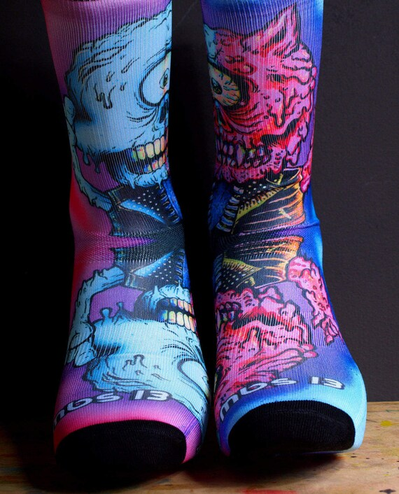MBS Socks 13 Mutants