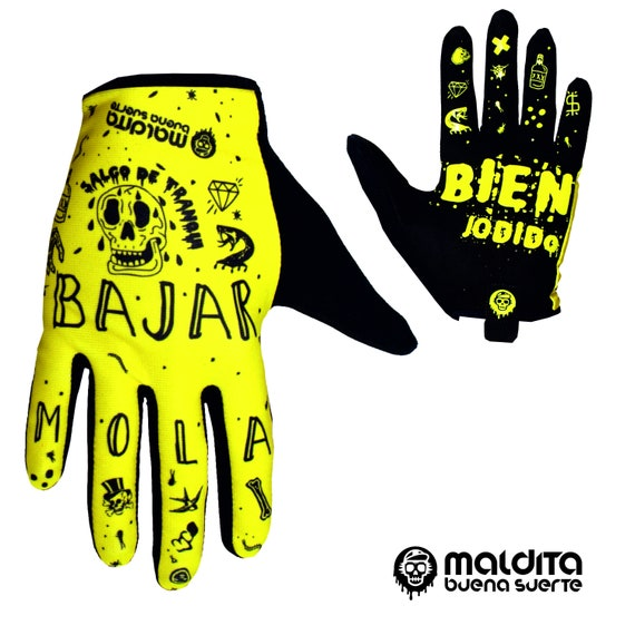 MBS SUBIRJODE BAJARMOLA Yellow Gloves®