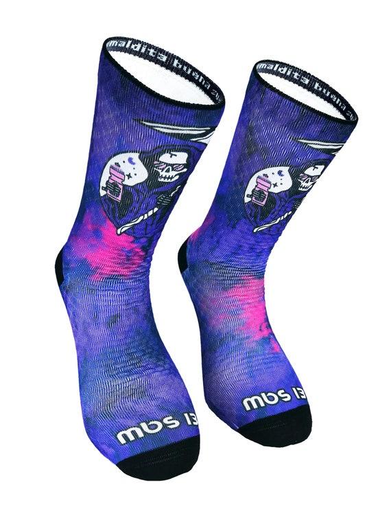 MBS13 REAPER socks