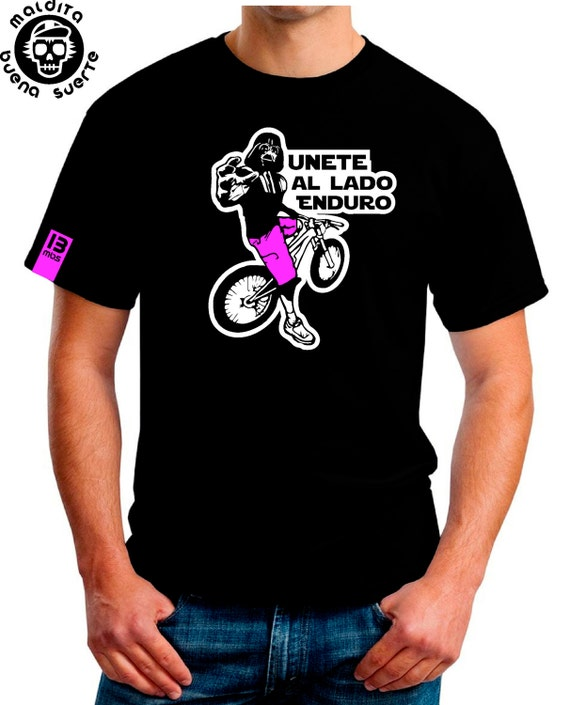T-shirt MBS SIDE ENDURO