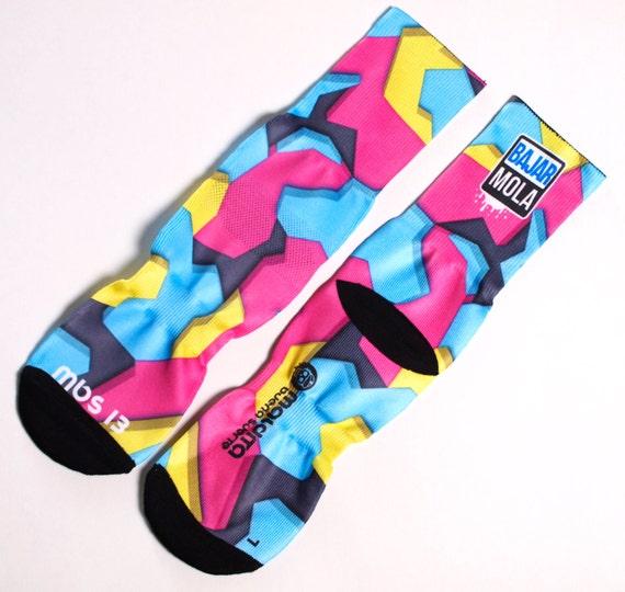 Socks MBS 13 Geometric II
