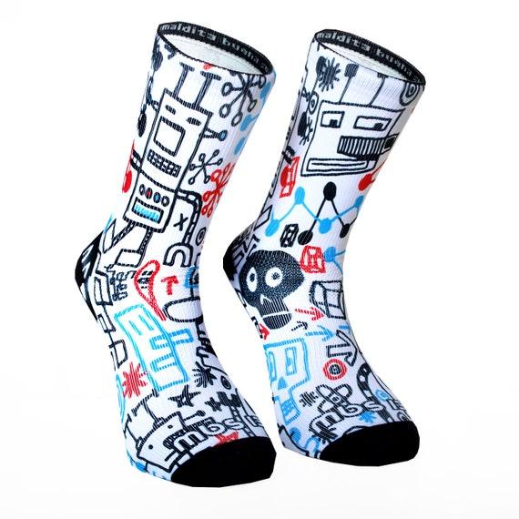 Socks MBS 13 CYBORG