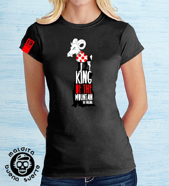 MBS King of the mountain girl t-shirt