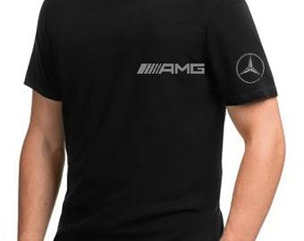 AMG Mercedes Men t-shirt short sleeves
