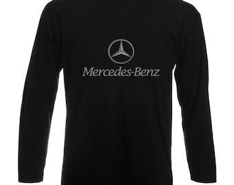 AMG Mercedes Men t-shirt short long sleeves
