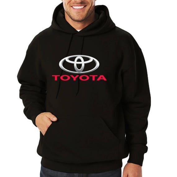 Veste pour homme Toyota Hoodie Sweatshirt mince Sport