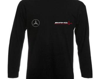 PETRONAS AMG MERCEDES Men t-shirt long sleeve