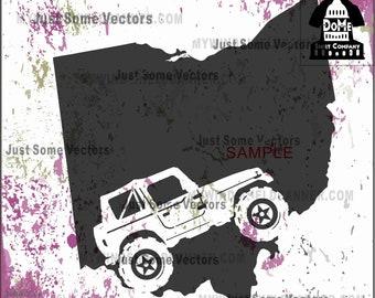 Ohio jeep   Etsy