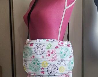 Shopkins Simple Messenger Bag