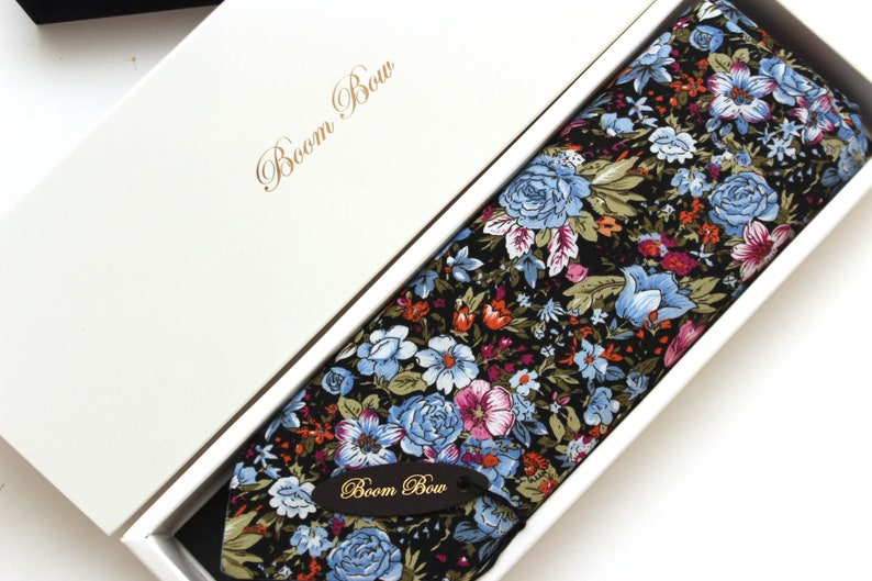 Mens Ascot Cravat Cotton Day Cravat Ascot Tie Gift for him Gift for men A008 Gift BOX