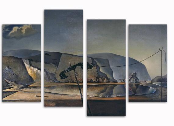 """surrealist art Salvador Dali fine art prints 11 1//8/"""" x 14 3//8,/"""" 14 options"""