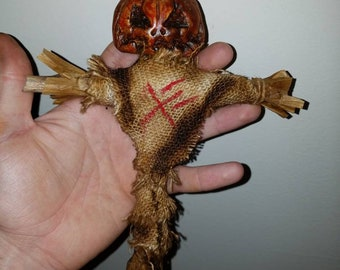 Creepy voodoo doll #2