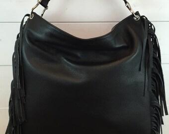 Bag fringe Made in Italy