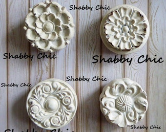 Silicone Mold DIY Crafts Chocolate Candy Cake Topper Decorations Fondant Polymer Clay Resin Soap Rosette Knob