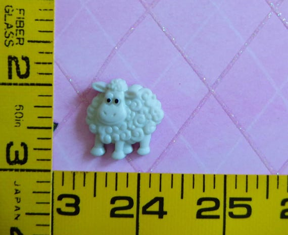 NEW 6 Cavity Baby DIAPER PINS Chocolate Candy Fondant Clay Plaster Mold
