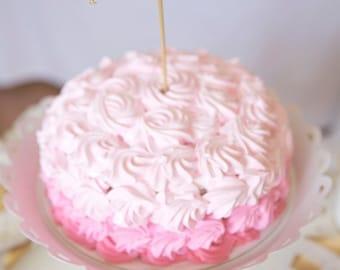 ON SALE Twinkle Twinkle Birthday Cake Topper