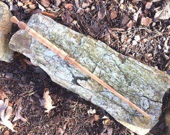 Magic Wand, Flame Birch Wood, Magick