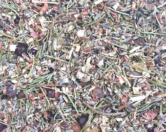 Herbal Smudging Supplies