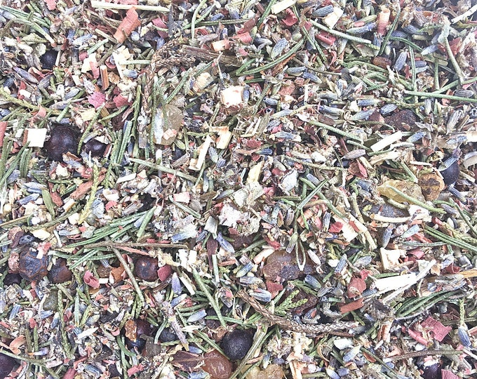 Featured listing image: Greenman Wood Spirit Blend Smudge, 2 oz. bag