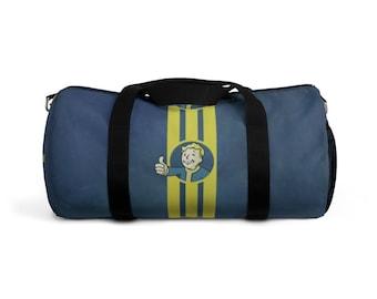 Fallout Vault Boy Duffel Gym Bag