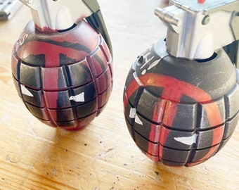 Deadpool's Grenades  Prop Toys with light and sound