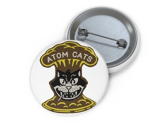 Atom Cars Fallout 4 Pin Buttons
