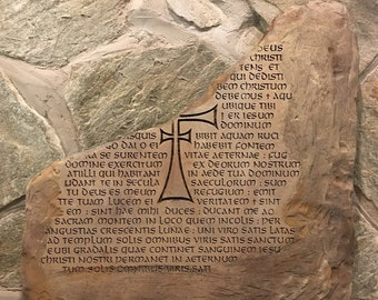 Indiana Jones The Last Crusade Grail Tablet, Wall Decor Prop