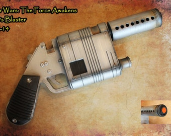 Rey's Blaster NN-14 from Star Wars: The Force Awakens