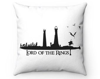 LOTR Eye of Sauron Mordor Pillow