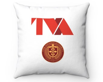 TVA Time Variance Authority Pillow, For All Time Always