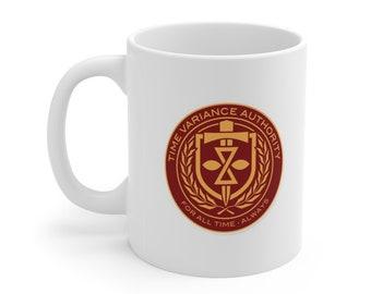 Loki Time Variance Authority Mug 11oz