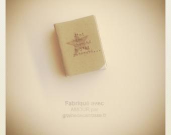 The box containing TA GOOD ETOILE