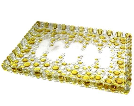 Walther Glass 'Bolero' Tray