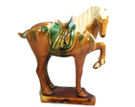 Vintage Tang Dynasty Style Horse