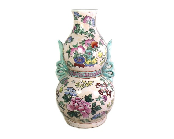 """14"""" Tall Chinese Baluster Vase"""