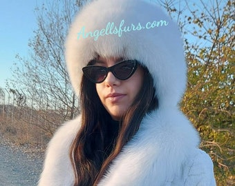 Fur HATS and Gloves