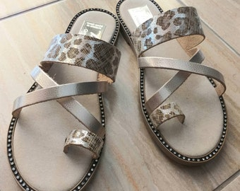 COMFORTNESS IS HERE!New Collection! Real Leather Sandals!