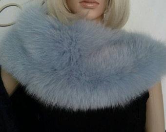 New!!!Natural Real Fur Fox collar!