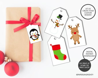 digital file printable christmas gift fill in the etsy