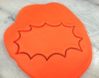 Pow Number 9 266-453 Cookie Cutter Set
