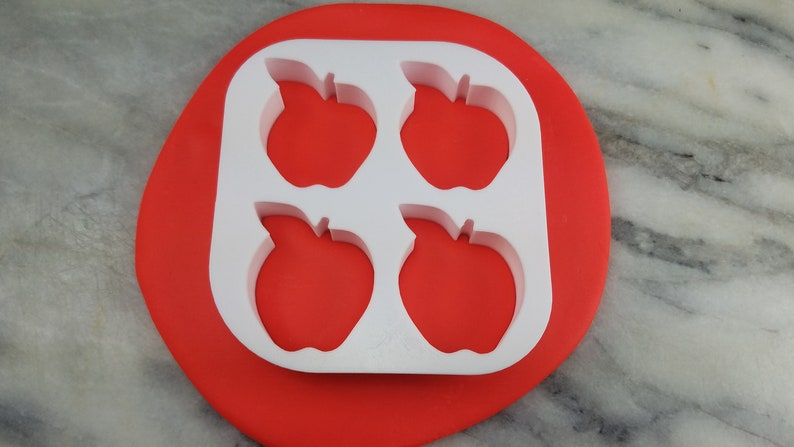 Sharp Edges! Fast Shipping! Apple Quadruple Cutter #1 CHOOSE OWN SIZE
