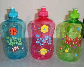 Personalized Water Bottle/Cup