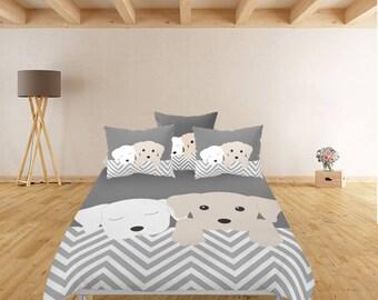 Puppy Bedding Etsy