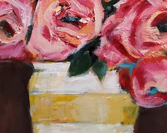 Roses in Stripe