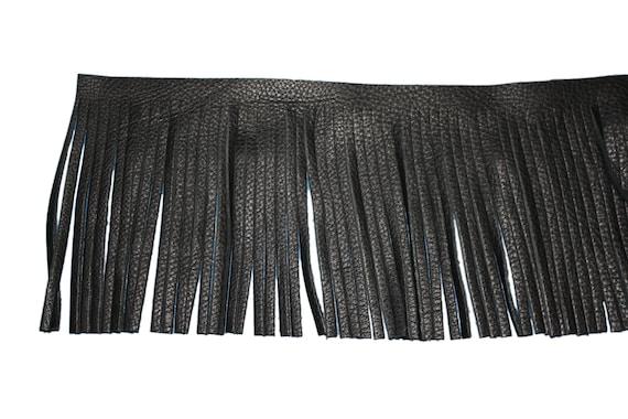 Saddlebag Motorcycle Seat Floorboard Craft Handbag Brown // Tan Leather Fringe