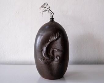 Andrew Bergloff California Studio Pottery Vase