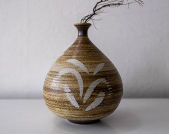 Ira Bates California Studio Pottery Vase